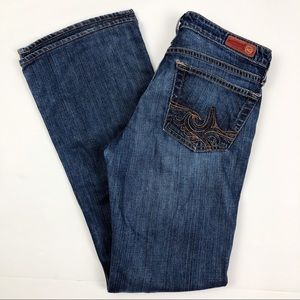 AG Adriano Goldschmied the Angel Jeans Size 28R